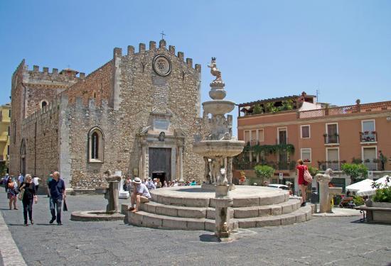 Taormina Sicilie