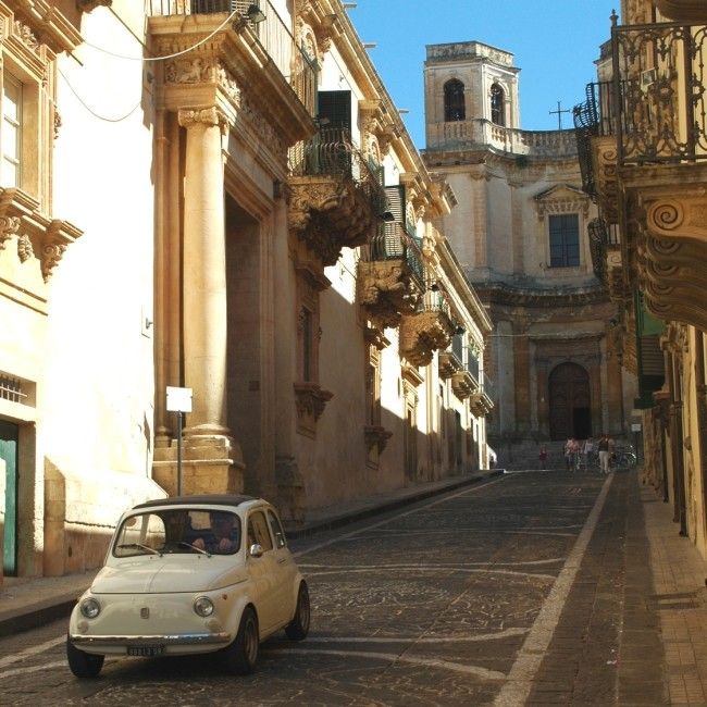 Auto huren Sicilie